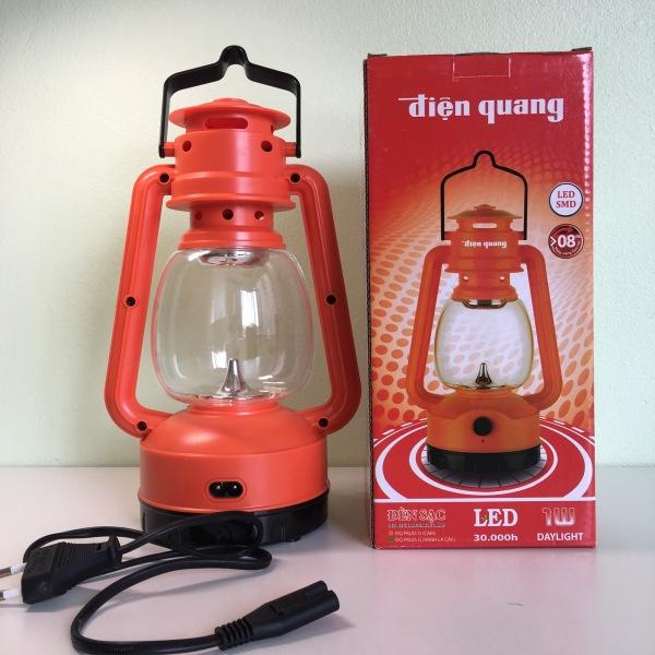 Đèn sạc dự phòng cúp điện, tích điện 4h-8h Điện Quang