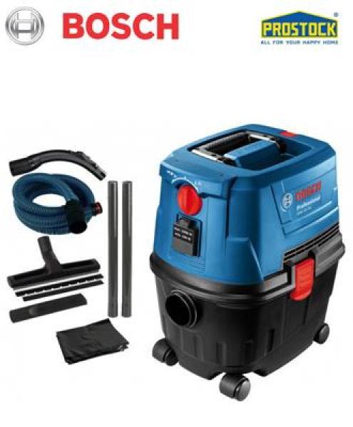 Máy hút bụi khô và ướt Bosch GAS 15 06019E50K0
