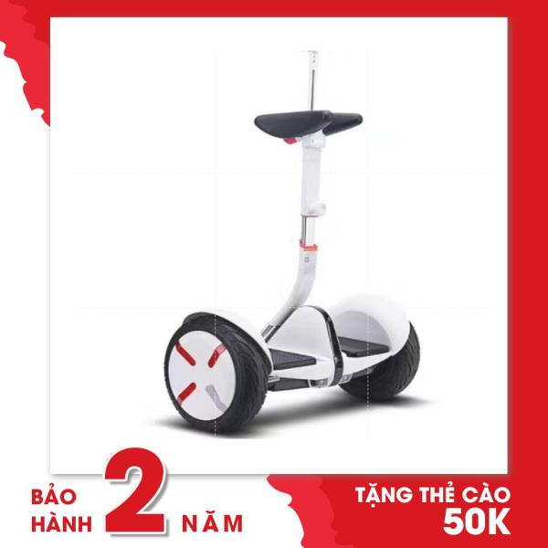 Phân phối Xe điện thăng bằng HOMESHEEL MINI PRO phiên bản mới  bảo hành 2 năm ( màu trắng)