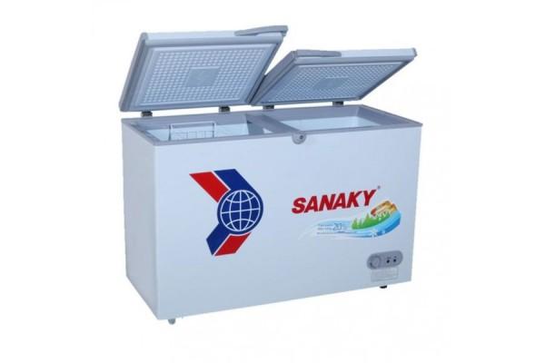 Tủ đông Sanaky VH-2899A1 (1 ngăn, 2 cánh, 280L, dàn đồng)