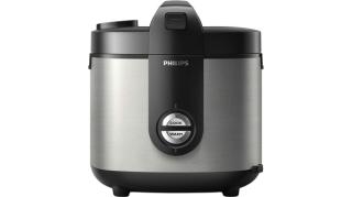 Nồi cơm điện Philips 2 lít HD3132 66 trắng chính hãng 100% thumbnail