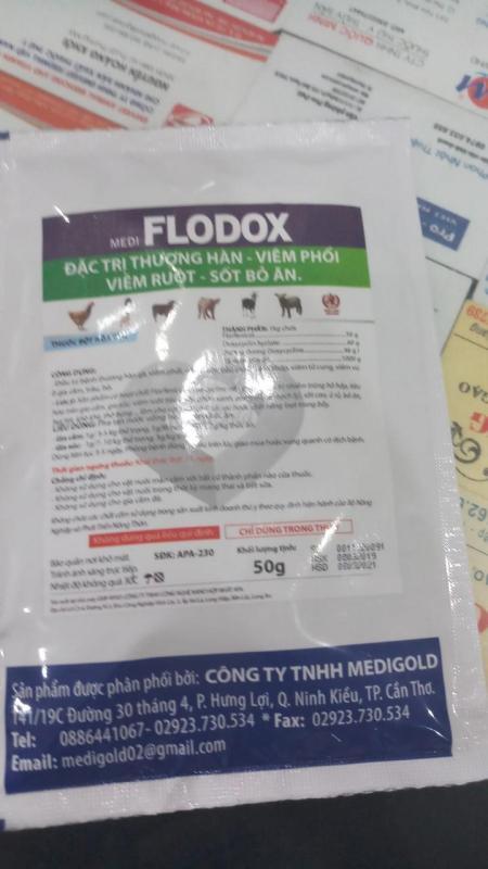 flodox 50g