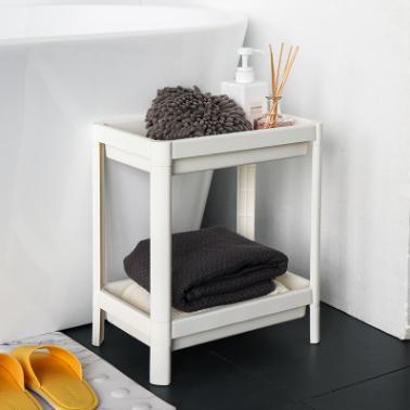 Voucher tại Lazada cho Kệ Nhựa 2 Tầng IKEA VESKEN đa Năng