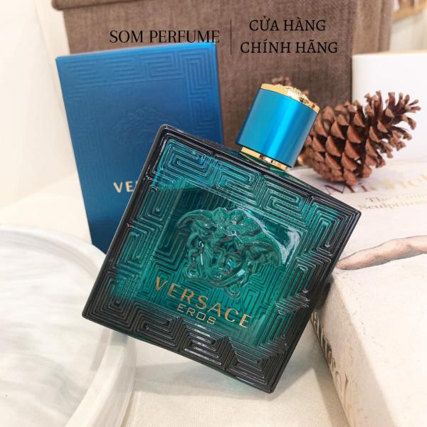 [SOMPERFUME] Nước hoa Versace eros EAU DE TOILETTE 5ml
