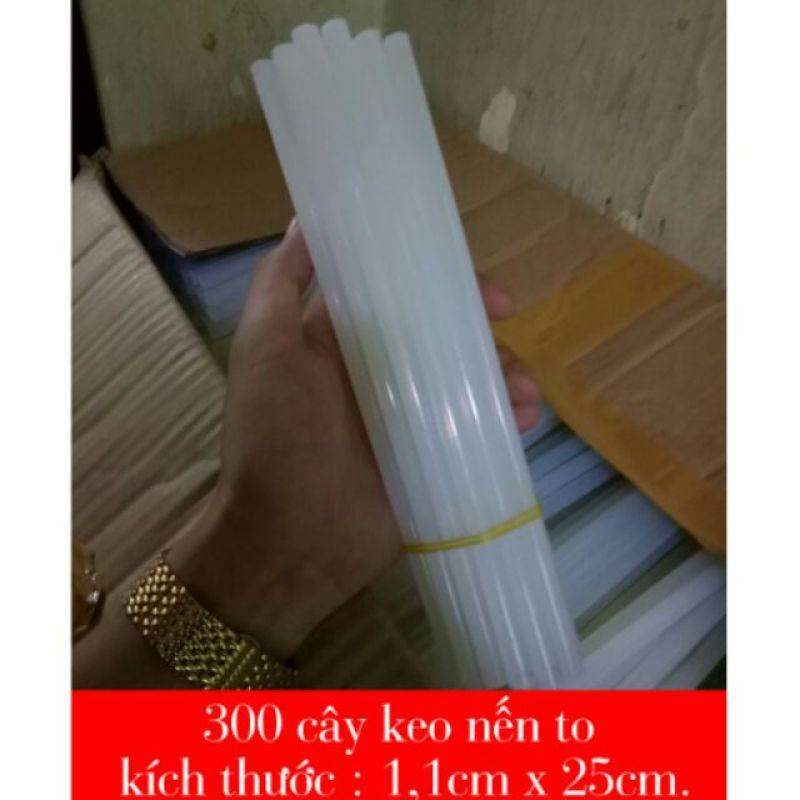 300 Keo nến to 1,1cm x 25cm