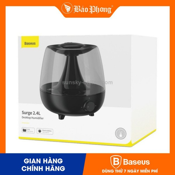 Máy tạo ẩm BASEUS Surge 2.4L desktop humidifier (CN)