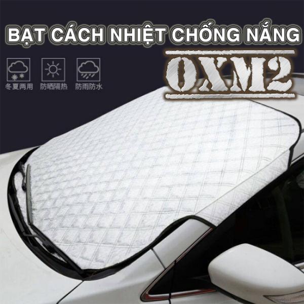 Bạt che nắng kính lái ô tô , cách nhiệt chống nắng 3 lớp OXM2