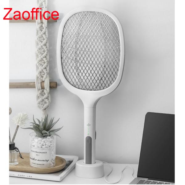 Vợt muỗi đa năng gồm vợt muỗi và đèn bắt muỗi