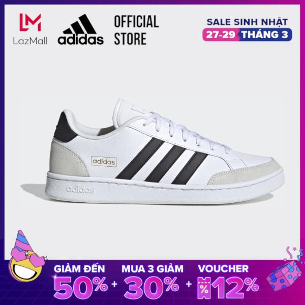 adidas TENNIS Giày Grand Court SE Nam Màu trắng FW3277