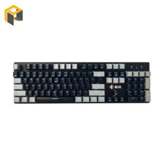 Bàn phím cơ Mechanical Keyboard BJX KM9 Full Size Blue Switch thumbnail