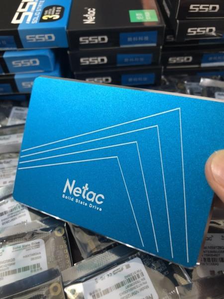 Giá Ổ SSD 240GB Netac N500S SATA3 6Gbs 2.5inch Chính Hãng Dùng Cho Máy Tính Xách Tay Laptop PC Desktop MacBook Bảo Hành 36 Tháng 1 Đổi 1