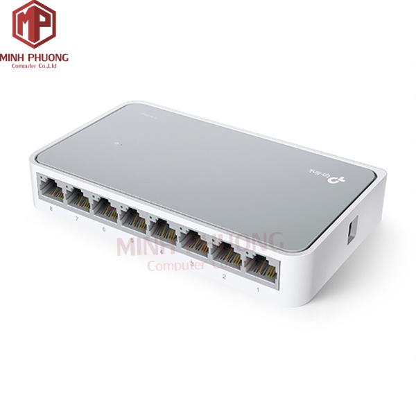 Bảng giá bộ chia mạng 8 cổng tp link Phong Vũ