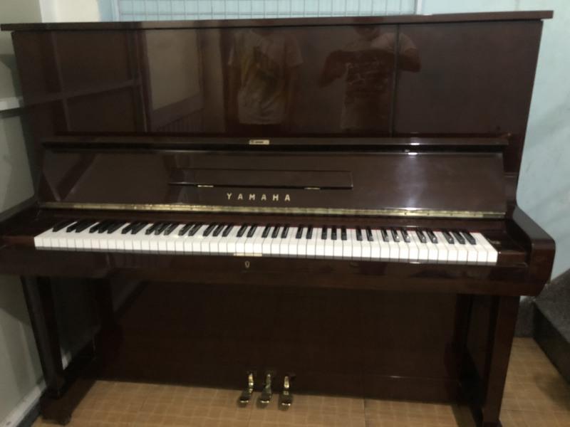 Đàn Piano Cơ Yamaha U3 Cao Cấp Màu Nâu Đỏ