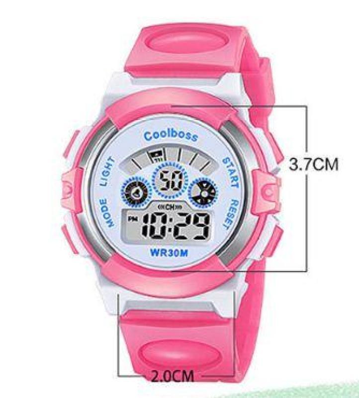 Nơi bán Đồng hồ trẻ em - Đồng hồ bé trai bé gái cooboss 0119
