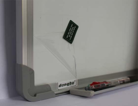 Mua Bảng từ trắng viết bút lông kt(60x80cm)-Tặng bông lau, bút dạ, nam châm