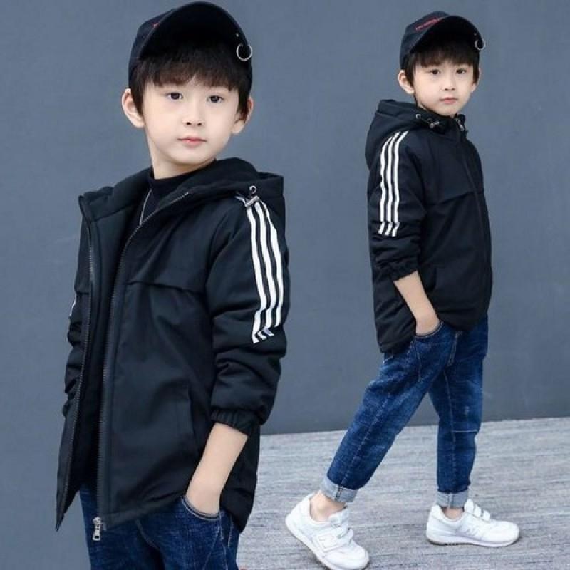 áo khoác gió bé trai , áo khoác cho bé từ 5 đến 14 tuổi D502
