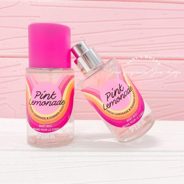 Xịt thơm Victoria's Secret PINK mùi Pink Lemonade