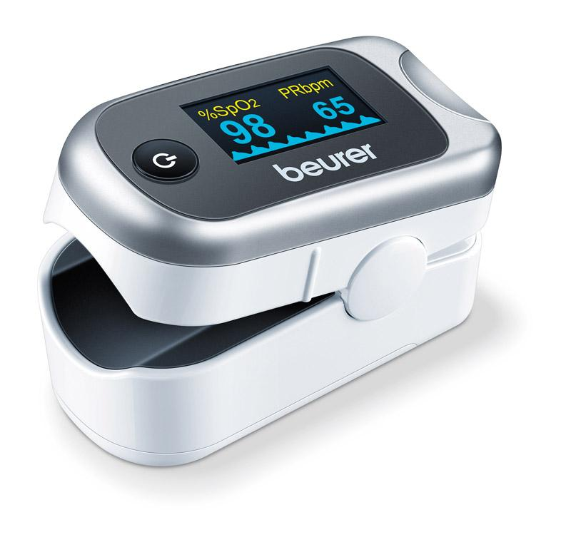 Máy đo nồng độ oxy trong máu &nhịp tim bán chạy