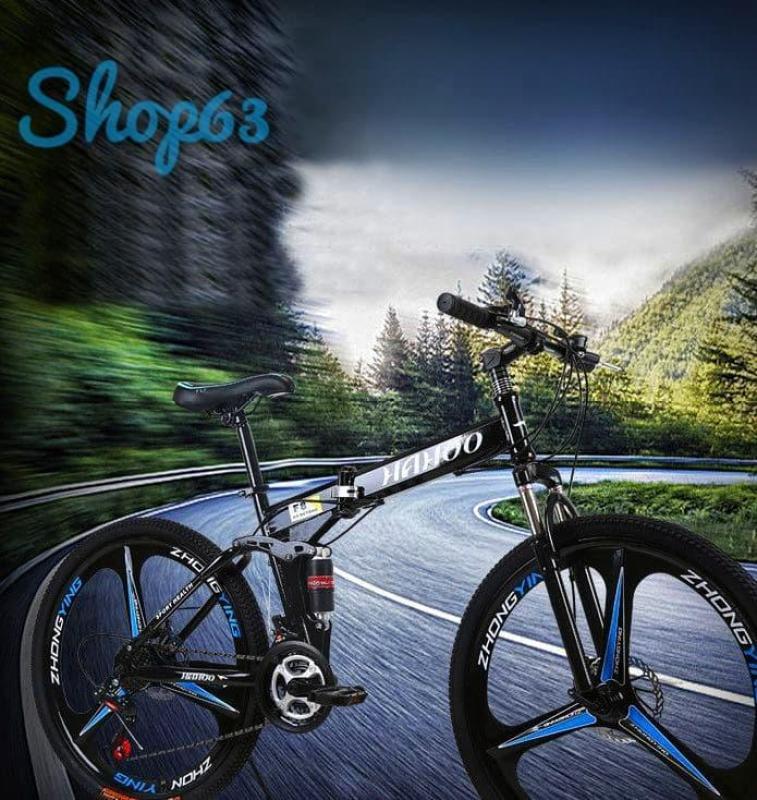 Mua Xe đạp địa hình - phong cách thể thao [có thể gấp đôi lại - bánh mâm] - sản phẩm bán chạy trên TV-shoping
