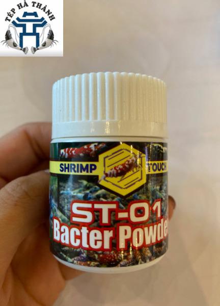 Vi Sinh BACTER POWDER ST-01 Cho Tép Cảnh