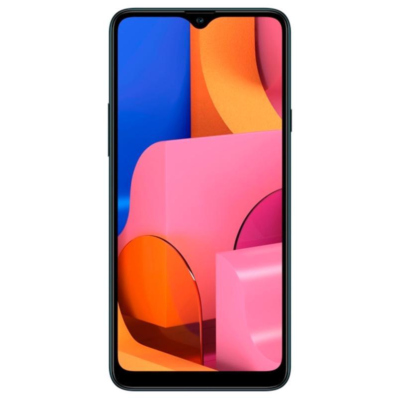 Điện thoại Samsung Galaxy A20s 32GB (3GB RAM) - Màn hình tràn viền Infinity-V 6.5 inch siêu rộng + Bộ 3 Camera đỉnh cao + Cảm biến vân tay + Nhận diện khuôn mặt + Dung lượng pin 4000mAh, sạc nhanh 15W + Hàng Phân Phối Chính Hãng