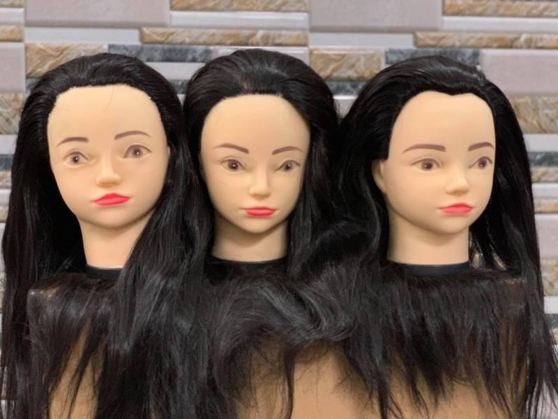 Đầu tóc giả tự học làm tóc và chăm sóc tóc