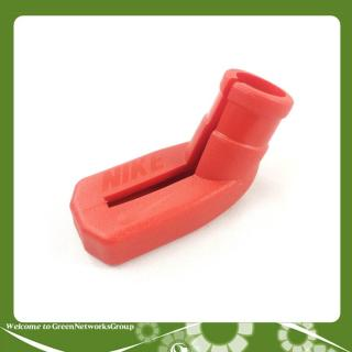 Ốp cao su lót chân chống xe máy nhiều màu chống trầy nền Greennetworks ( màu đỏ ) thumbnail