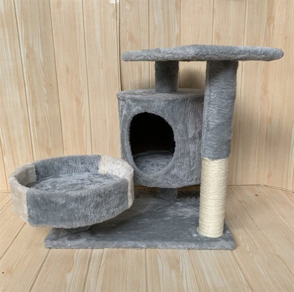 Nhà cây cào móng mèo CT00006