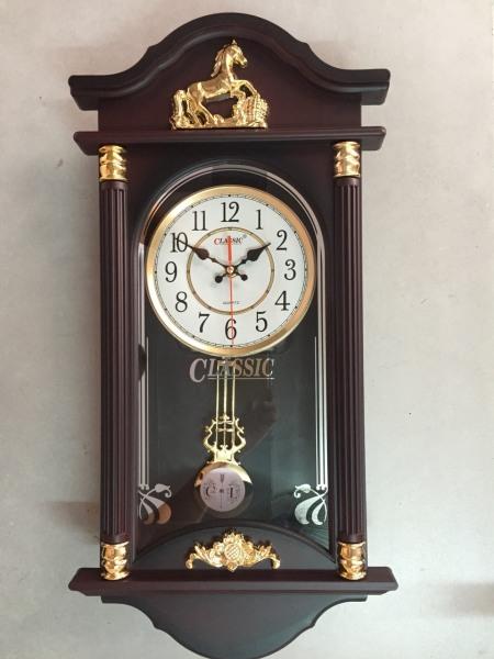 [MẪU BÁN CHẠY NHẤT] Đồng hồ quả lắc sang trọng - Tặng kèm pin bán chạy
