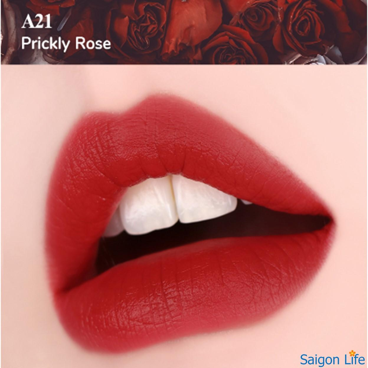 [27 Màu] Son Kem Lì BLACK ROUGE Air Fit Velvet Tint - Best Seller (Ver 1-2-3-4-5)