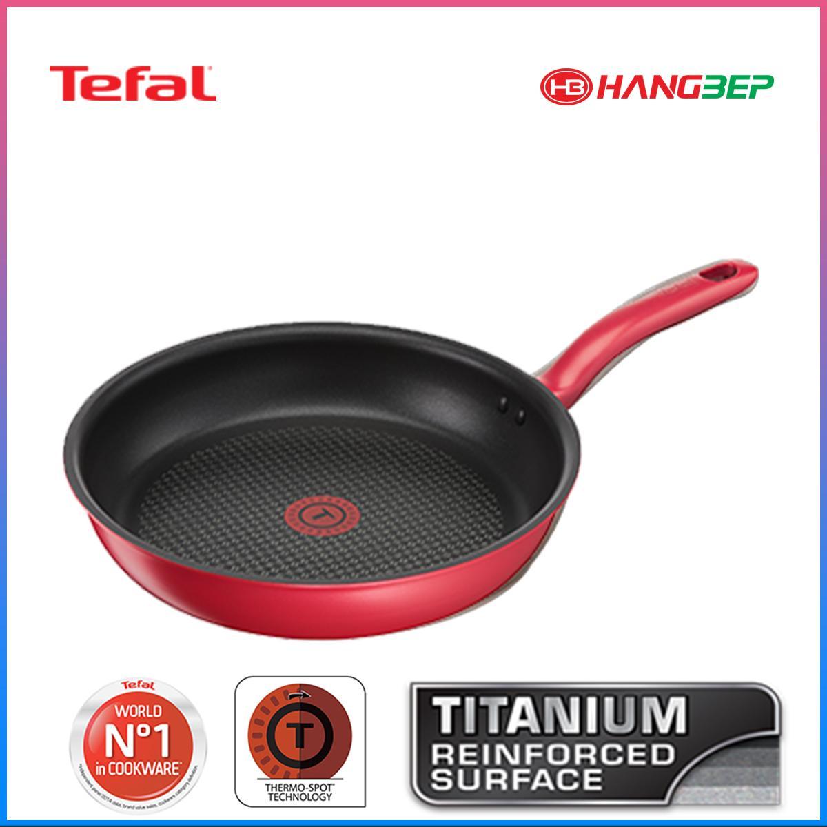 Chảo chiên đế từ 21/24cm Tefal Pure Chef Plus C6420612