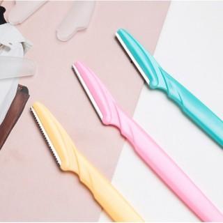 Dao cạo lông mày không thay lưỡi nhỏ gọn, tiện lợi có thể bỏ ví mang đi thumbnail