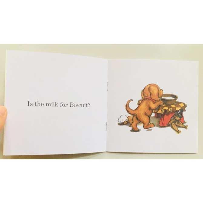 Hình ảnh Sách truyện tiếng anh I can reading Biscuit mini(bộ 24 cuốn) + file nghe mp3
