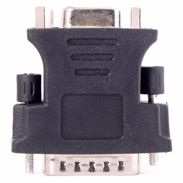 Giá DMS-59pin Male To 15Pin Extension Adapter For PC VGA RGB Female Card