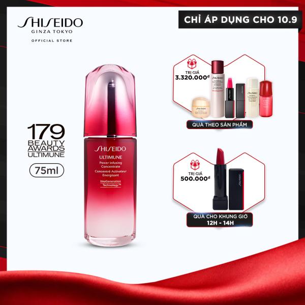 Tinh chất dưỡng da Shiseido Ultimune Power Infusing Concentrate N 75ml giá rẻ