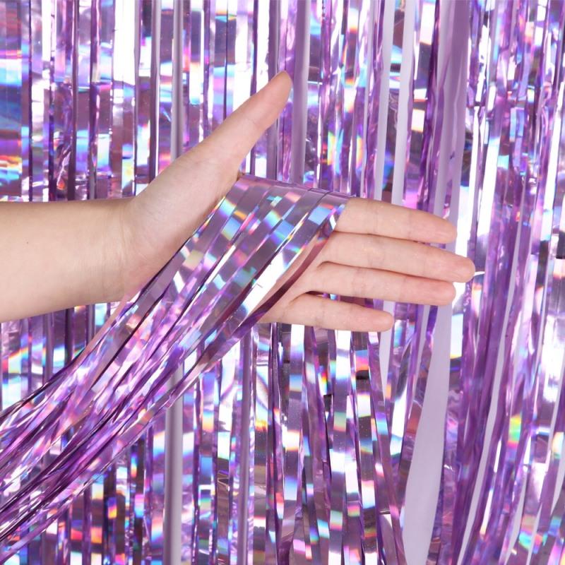 Rèm Kim Tuyến - rèm trang trí background 1x2m siêu đẹp (loại 1)