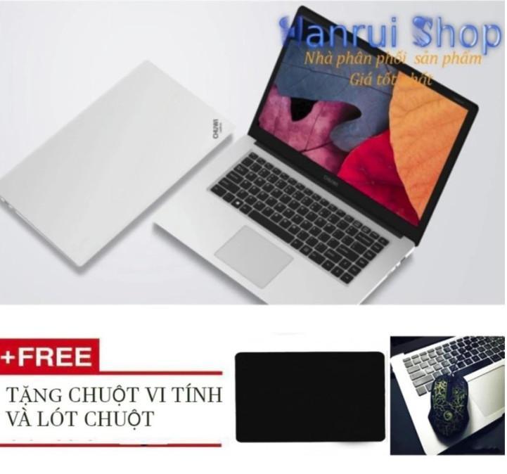 Hanrui Shop Laptop Chuwi 15.6 inch Full HD Ultra-light Z8350 4G/64G Windown 10 Tặng chuột vi tính và lót chuột