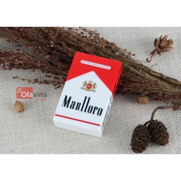 Cân Tiểu Ly Điện Tử Tặng Pin Cr 2032 Manlloro nhập khẩu