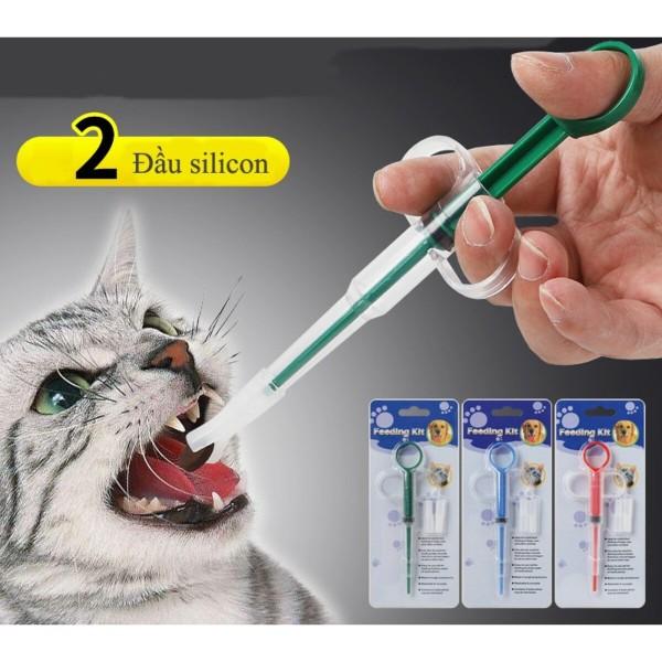 Bộ Dụng Cụ XiLanh Cho Chó Mèo Uống Thuốc