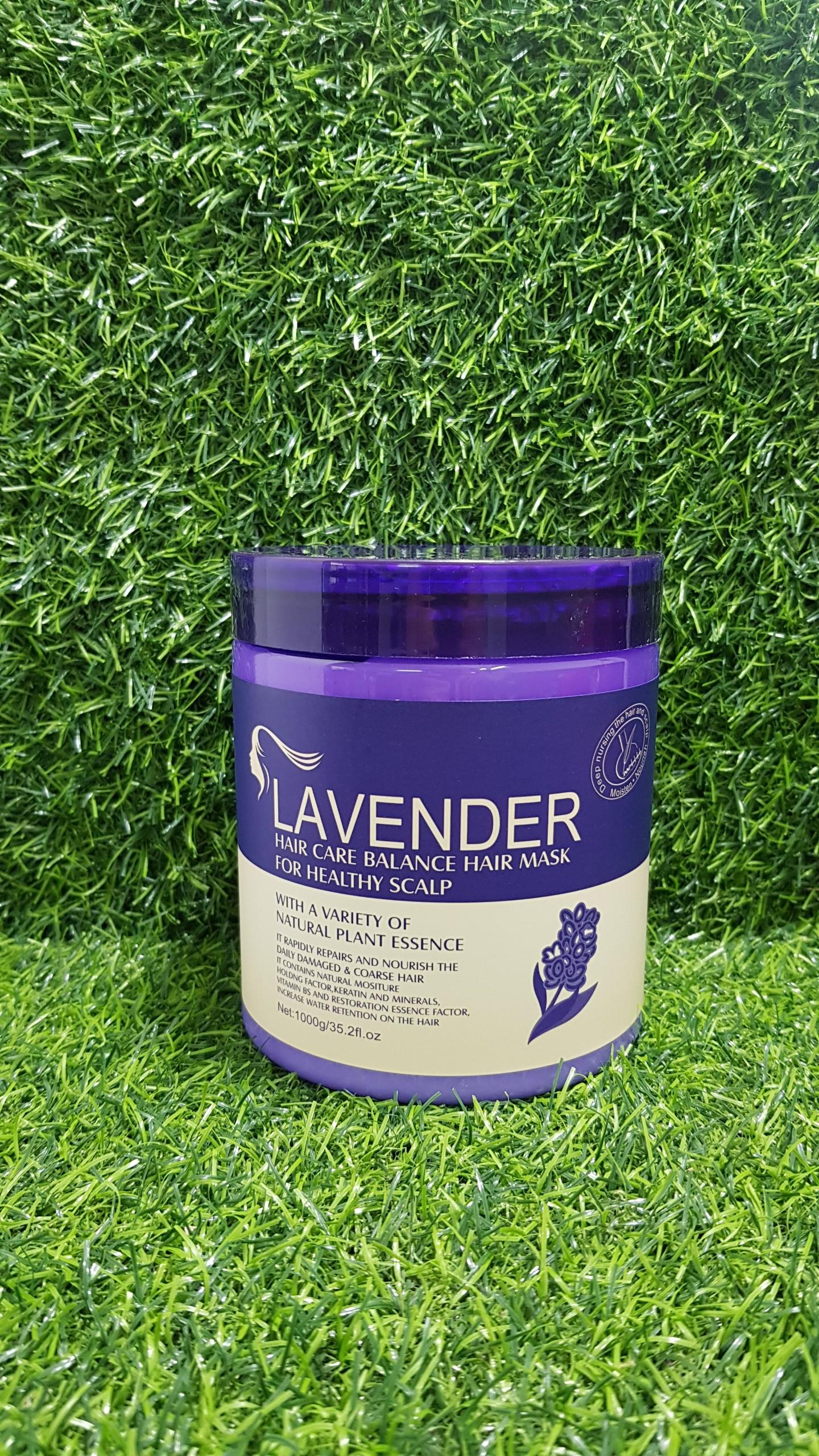 Kem ủ tóc phục hồi Lavender 1000ml tốt nhất