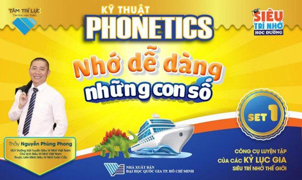 Flashcard Phonetic (Luyện Siêu Trí Nhớ) - Newshop
