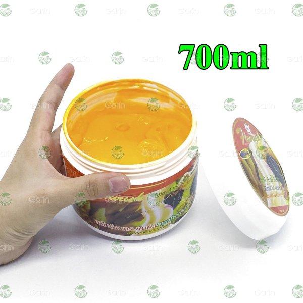 Kem tan mỡ bụng gừng ớt Flourish Thái Lan 700ml giúp đánh tan mỡ hiệu quả, làm săn chắc vùng bụng, hông, eo, mông và đùi, cho dáng vóc luôn gọn gàng hơn giá rẻ