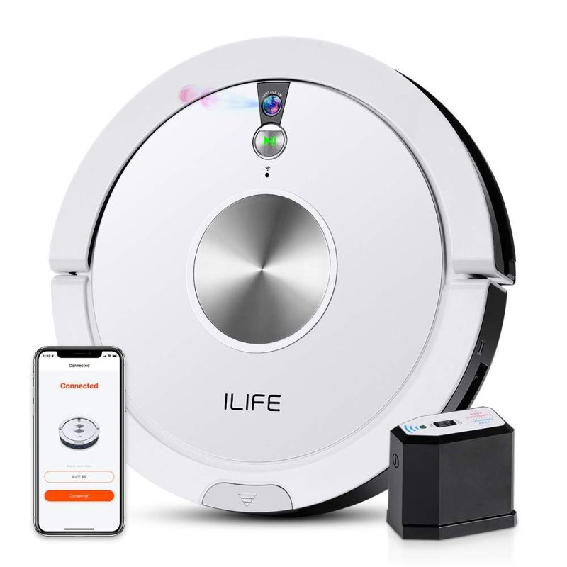 iLife A9 Robot hút bụi lau nhà Bản xuất Châu Âu, Nhật Bản CHÍNH HÃNG