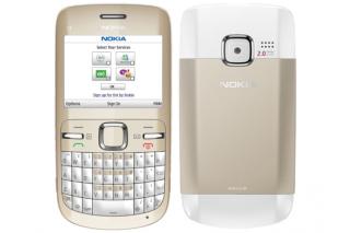 Điện Thoại Nokia C3-00 Chính Hãng - 24 Phím Qwerty - Kèm Phụ Kiện thumbnail