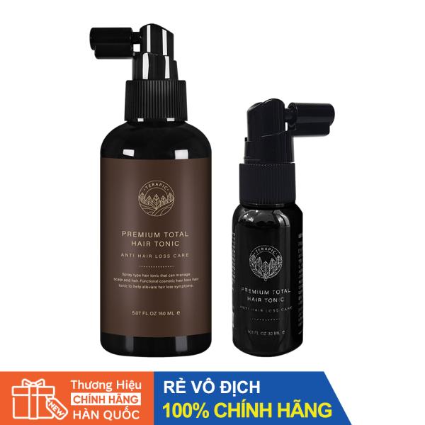 Tinh Dầu Kích Mọc Tóc TERAPIC Premium Total Hair Tonic