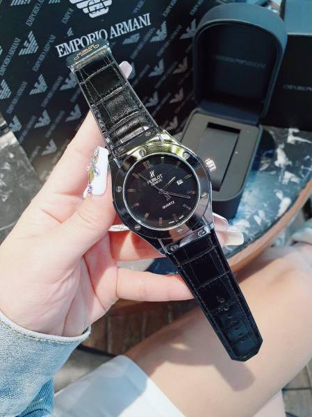 [Siêu phẩn Hublot] Đồng hồ thông minh - Đồng hồ nam nữ Hublot đẳng cấp thời trang ( BẢO HÀNH UY TÍN 6 THÁNG ) bán chạy