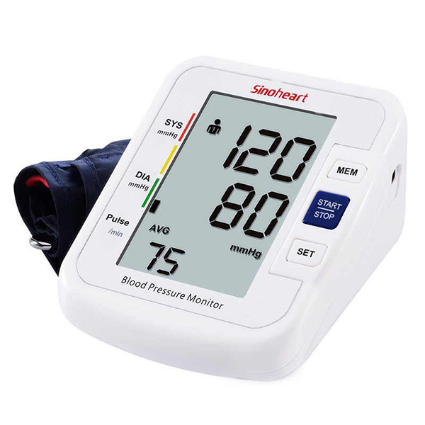 [Phiên Bản Mới 2020]Máy Đo Huyết Áp Bắp Tay Electronic Blood Pressure Monitor,Nhanh Chóng, Màn Hình Hiển Thị Rõ Nét, Thao Tác Đo Đơn Giản, Bảo Hành Uy Tín 1 Đổi 1 Trên Toàn Quốc. nhập khẩu
