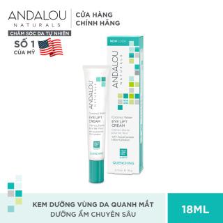 Kem Dưỡng Vùng Da Quanh Mắt Andalou Naturals Quenching Coconut Water Eye Lift Cream 18ml thumbnail