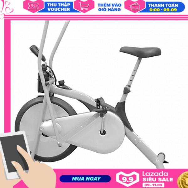 Bảng giá Xe đạp tập thể dục Air Bike MK98 (Xám Bạc)