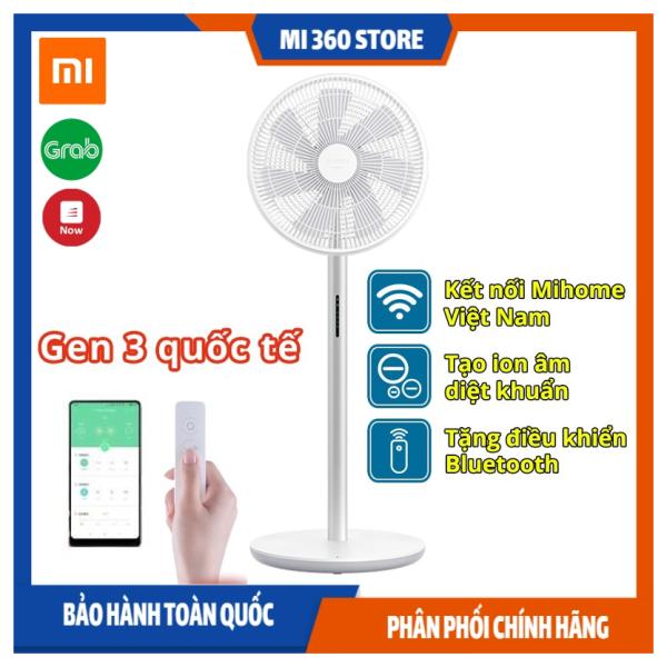 Quạt Đứng Tích Điện Xiaomi Smartmi Gen 3 Bản Quốc Tế